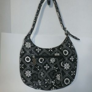 Thirty One Shoulder Purse Hobo Tote Bag